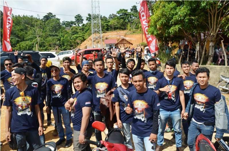 Sejarah Baru Untuk Biker Indonesia Terjadi di Jamnas ke-5 AHC 2016