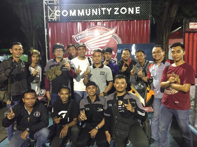 Honda Sport Motoshow Sidoarjo