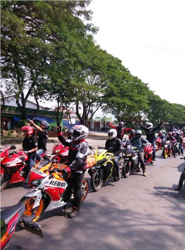 Kopling CCI Jawa Timur Tingkatkan Rasa Persaudaraan Antar Anggotanya