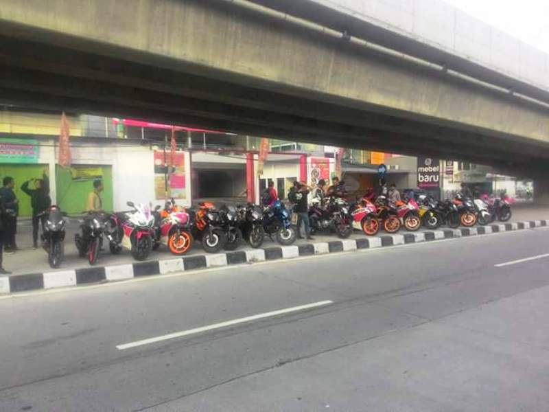 Trackday All New CBR150R Bersama Paguyuban Honda Bengkulu (PAMHOB)