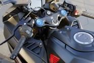 Meski Underyoke, Setang Honda CBR250RR Tetap Nyaman, Ini Rahasianya