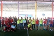 Palembang CBR Club Ikuti Ketupat Futsal Community CUp