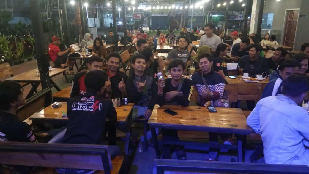 Kopsan Spontanitas Biker CBR & CB Streetfire Surabaya Dan Sidoarjo
