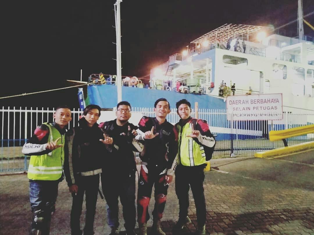 CCI Bandar Lampung Rajin Hadiri Kopdar Gabungan CCI Yang Ada di Wilayah Jabodetabek