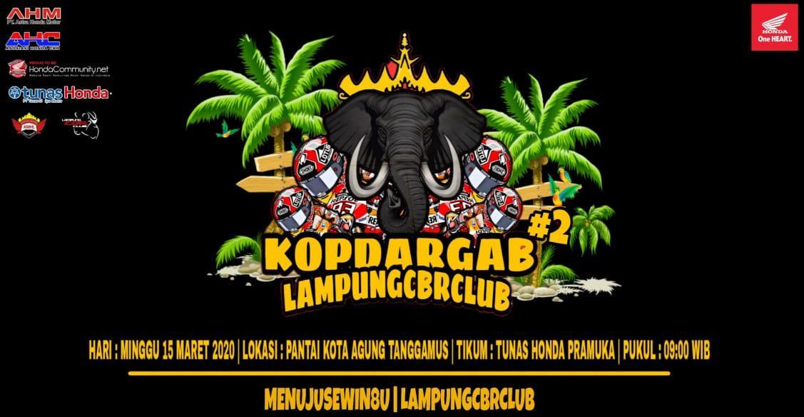 Lampung CBR Club Akan Adakan Kopdar Gabungan di Tanggamus