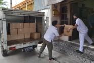 Pt AHM Salurkan 990 Paket Bantuan Kesehatan