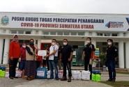 Pecinta Honda CBR Donasikan APD untuk Tenaga Medis
