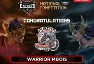 Warrior MPM Surabaya Torehkan Prestasi Di Honda Community Esport National Competition