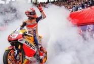 Marc Marquez Bisa Meraih Kemenangan,Meski Dikasih Motor Buruk Sekalipun