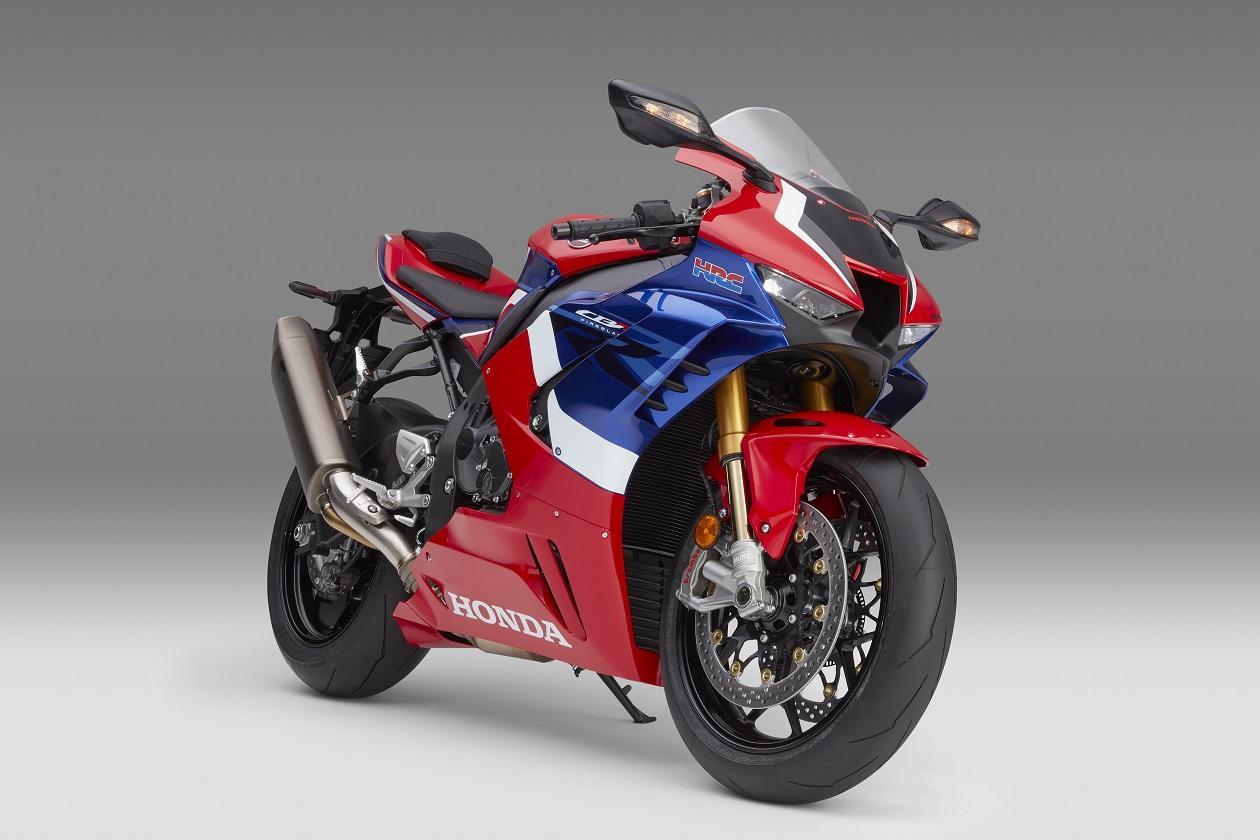 AHM Mulai Pasarkan Honda CBR1000RR-R Fireblade di Indonesia