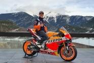 Mbois, Penampilan Perdana Pol Erpargaro Bersama RCV213V Repsol Honda Untuk MotoGP 2021
