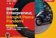 Sarasehan Online Honda Community Jatim 2021 Bikers Enterpreneur Bangkit Pasca Pandemi