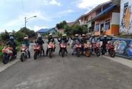 Palembang CBR Club Touring Wisata Ke Kota Pagaralam Sumatera Selatan