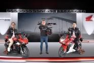 Astra Motor Honda Yogyakarta Luncurkan All New CBR150R Secara Virtual, Motor Sport Beraura Big Bike