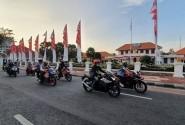 Serunya Fanzone MotoGP Dihadiri CBR Jatim Dan CBR Rider Sidoarjo