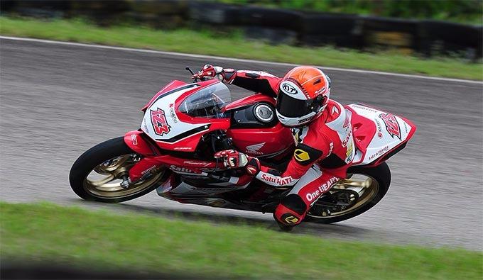Tim AHRT Siap Berlaga di Asia Road Racing Championship