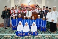 Honda CBR Riders Club (HCRC) Depok Gelar Bukber dan Baksos di Masjid