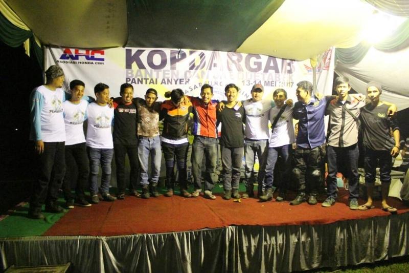 Perkuat Persaudaraan di Kopdargab AHC Banten dan Jabodetabek