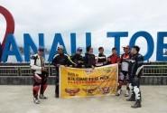 Usung Misi Born To Ride, Tiga Klub Anggota AHC Riding To Kilometer 0 Sabang