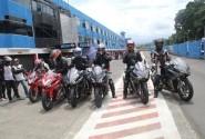 Komunitas All New Honda CBR250RR Akan Lakukan Running Lap di ARRC Sentul