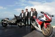 AHM RESMI MASUK BISNIS BIG BIKE DENGAN MERILIS 6 MOTOR DAN LAYANAN PREMIUM
