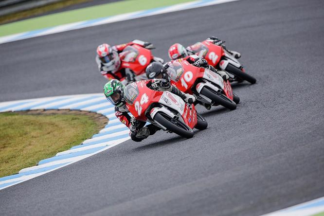 Pebalap Astra Honda Finish Posisi 5 Race 2 ATC Motegi