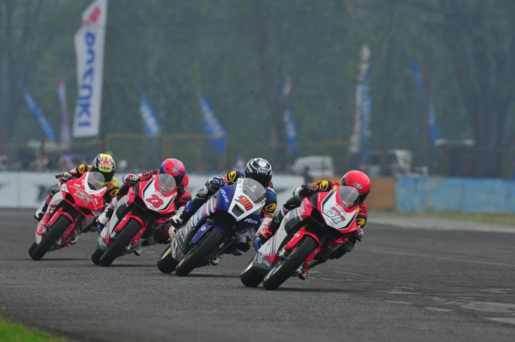 Gerry Salim Kejar Peluang Juara ARRC 2017