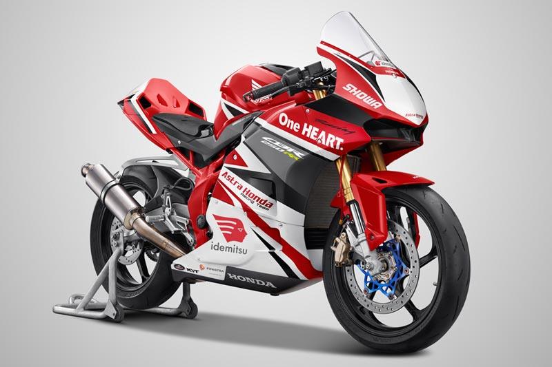 Honda CBR250RR Siap Mengulang Kenangan Indah Di ARRC
