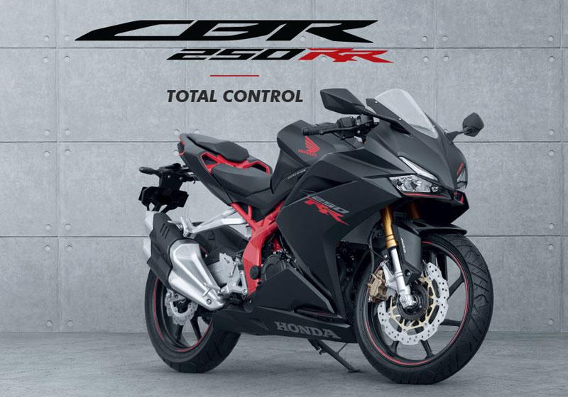 Aksesori Resmi Buat Honda CBR250RR