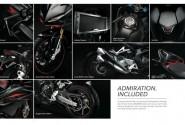 Modifikasi Tampilan CBR 250RR Dengan Aksesoris Resmi Honda