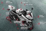 Mau Modifikasi All New Honda CBR150R ? AHM Telah Siapkan Partnya
