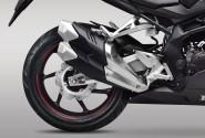 Desain Knalpot Honda CBR250RR, Stylist dan Futuristis