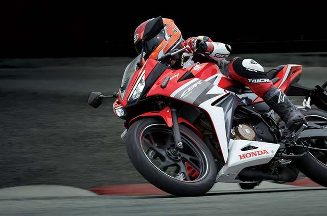 All New Honda CBR 150R, Desain Model Motor Sport Berperforma Tinggi
