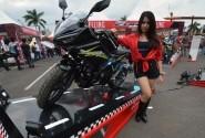 All New Honda CBR150R Diperkenalkan Wahana Honda kepada Warga Jakarta