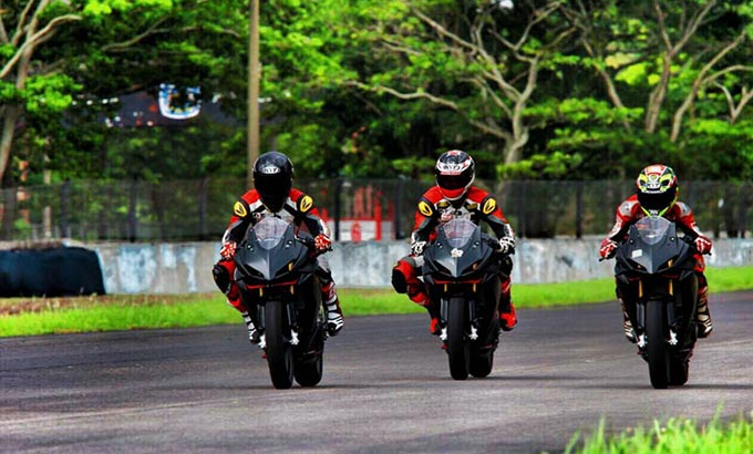 All New Honda CBR250RR akan berlaga di ARRC dan IRS 2017