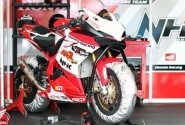 All New Honda CBR250RR Anjany Racing, Andalkan Part Standar