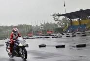 "Komunitas Rasakan Sensasi ""Total Control"" di  Fun Race All New Honda CBR 250RR  Kota Malang"