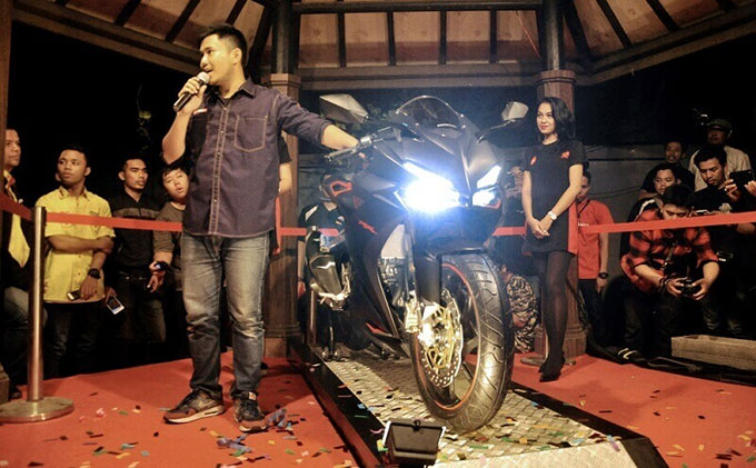 All New Honda CBR250RR Premiere Night Gathering Bakal Hadir di 8 Kota