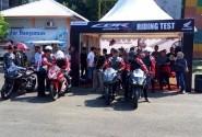 Astra Motor Yogyakarta Gelar All New Honda CBR250RR Weekday Demoday di Banyumas