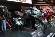 All New Honda CBR250RR Paling Banyak Diminati di IMOS 2016