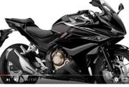 TVC Honda CBR 500R Terbaru, Desain Tajam Makin Agresif