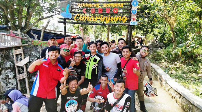 Yuk Intip Keseruan CBR Riders Jakarta Gelar Touring ke Ciletuh, Makin Kompak nih Bro!