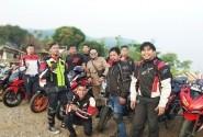 CBR Riders Jakarta Gelar Touring ke Ciletuh Perkuat Kekompakan