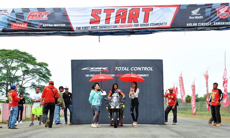 Fun Track Day CBR Community Akan Hadir di Kalimantan