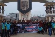 Touring CBR Riders Papua Club dan JNC, Kunjungi Perbatasan Papua