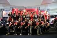 CBR Tangerang Club Juara Safety Campaign Award 2018, Keren!