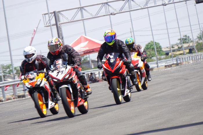 MPM Bersama Honda CBR Community Adakan Track Day Seri ke 2