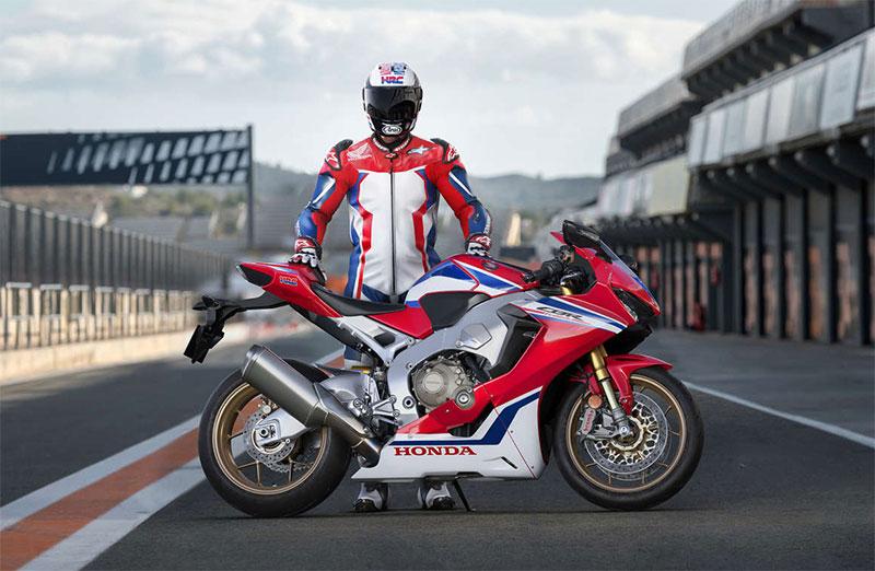 Honda CBR1000SP, Berubah Total