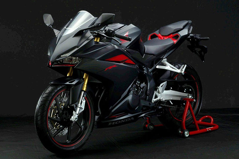 Daya Pikat All New Honda CBR250RR