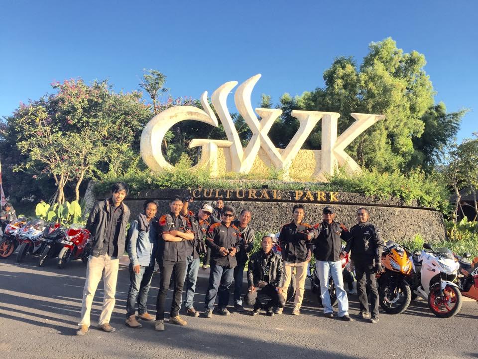 All New Honda CBR150 Riders Bali, Hoby Eksplor Keindahan Alam